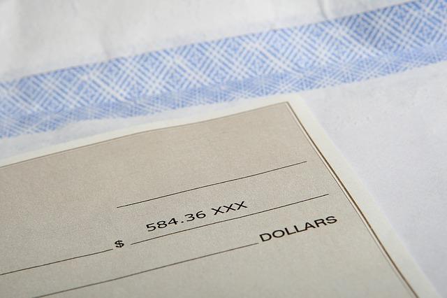 Check paper